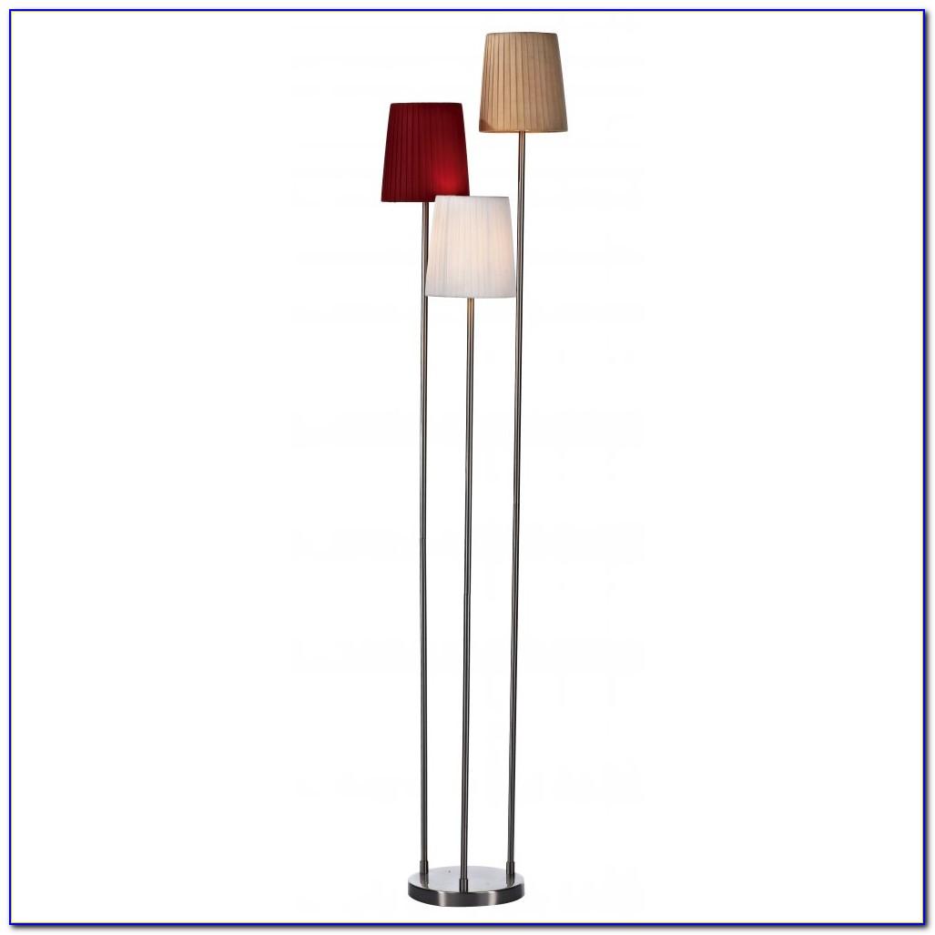 Light Bulb Shaped Floor Lamp