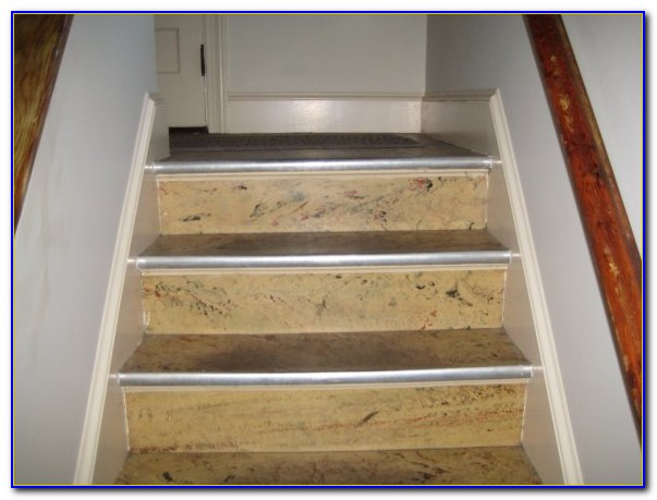 Linoleum Flooring On Stairs