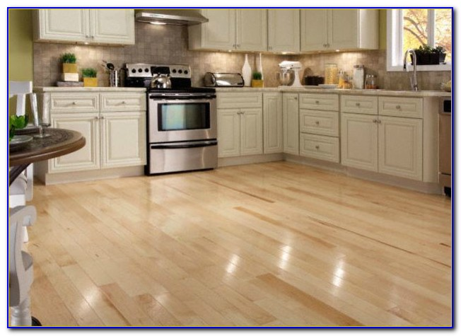 Maple Natural Hardwood Flooring