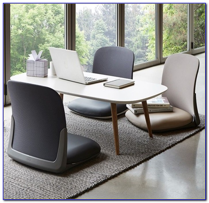 Meditation Floor Chair Back Support