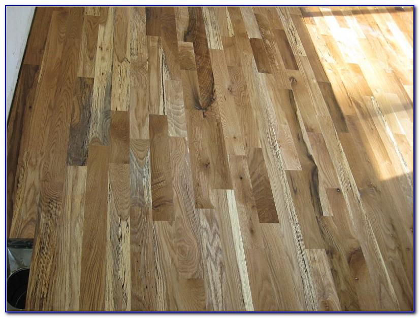 Mohawk Cabin Grade Hardwood Flooring