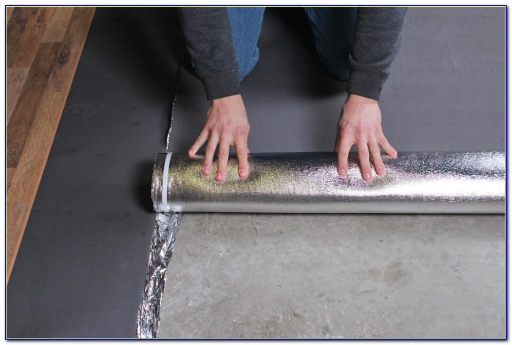 Moisture Barrier For Vinyl Flooring