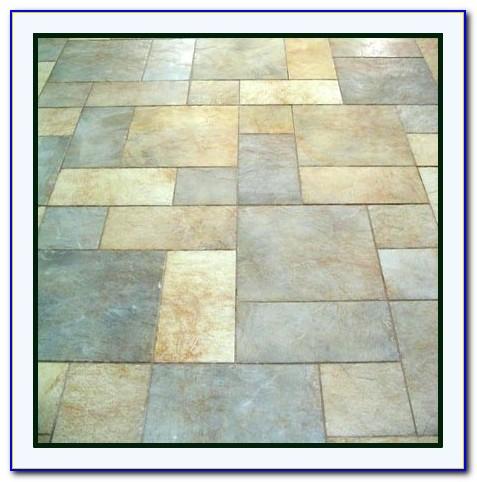Mosaic Floor Tile Bathroom
