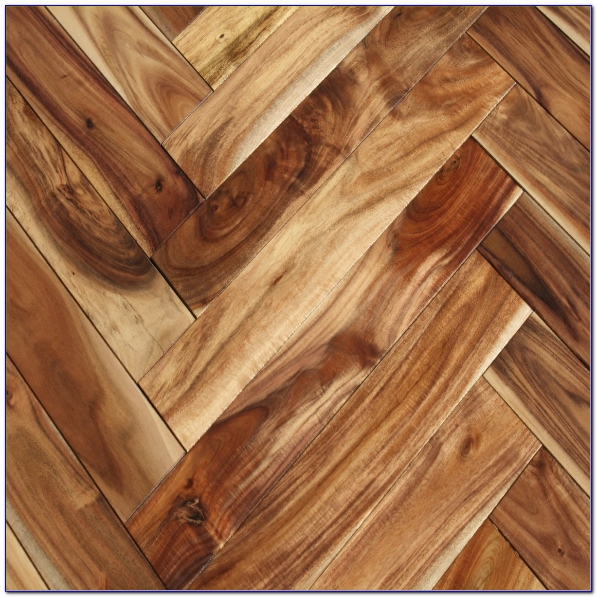 Natural Acacia Hardwood Flooring