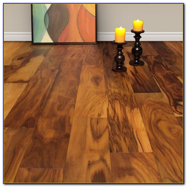 Natural Acacia Solid Hardwood Flooring