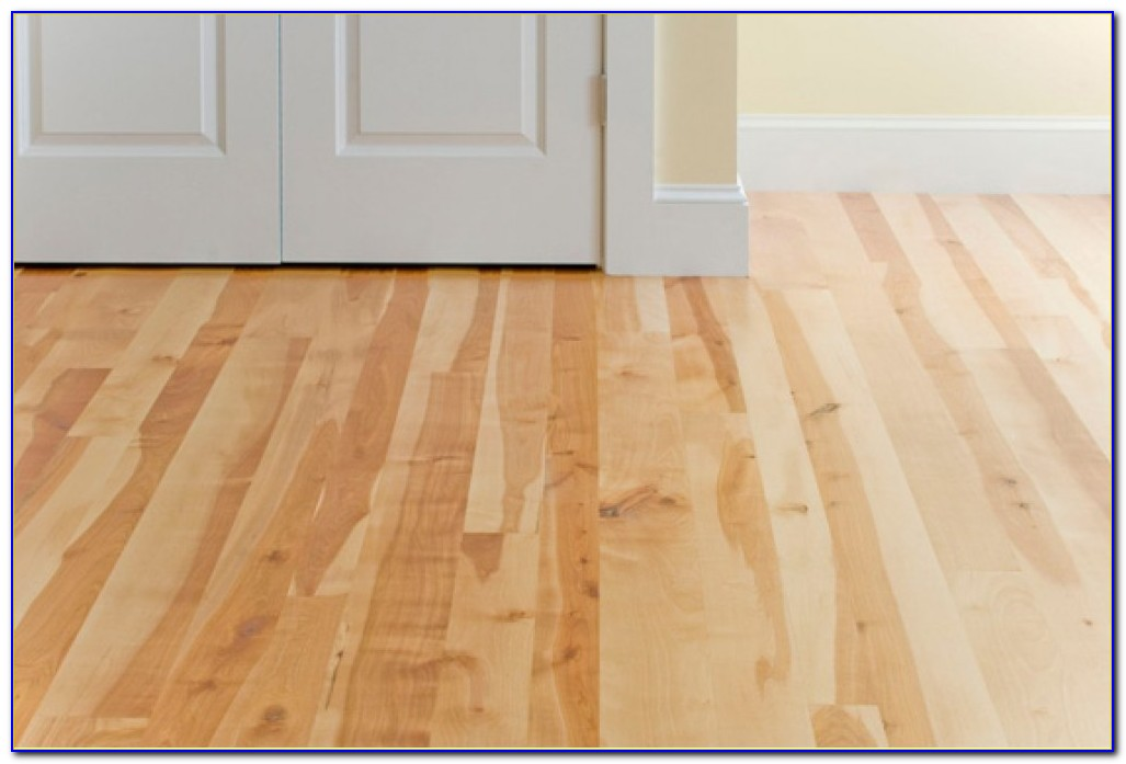 Natural Birch Wood Floors