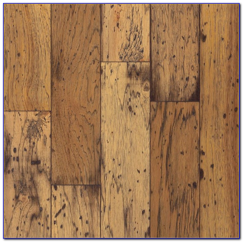 Natural Hickory Solid Hardwood Flooring