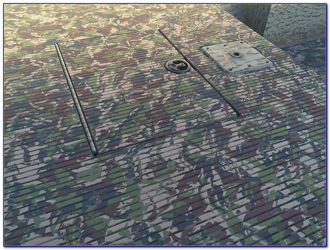 Non Skid Boat Floor Coating