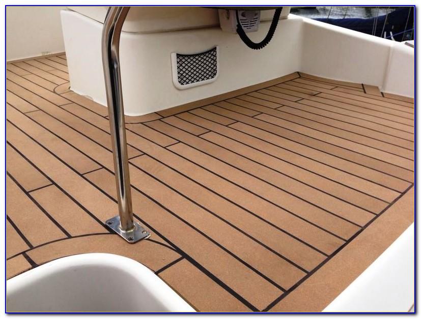 Non Skid Vinyl Boat Flooring