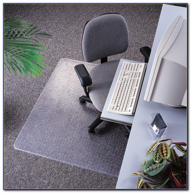 Office Chair Mats For Carpet Staples