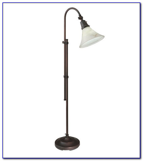 Ottlite Floor Lamp With Magnifier