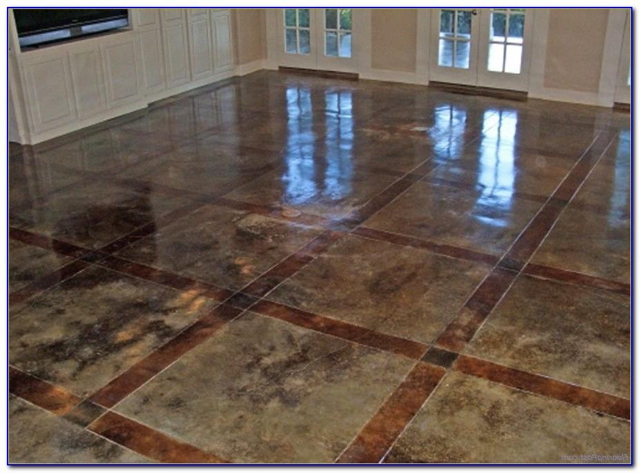 Preparing Cement Floor For Epoxy Paint