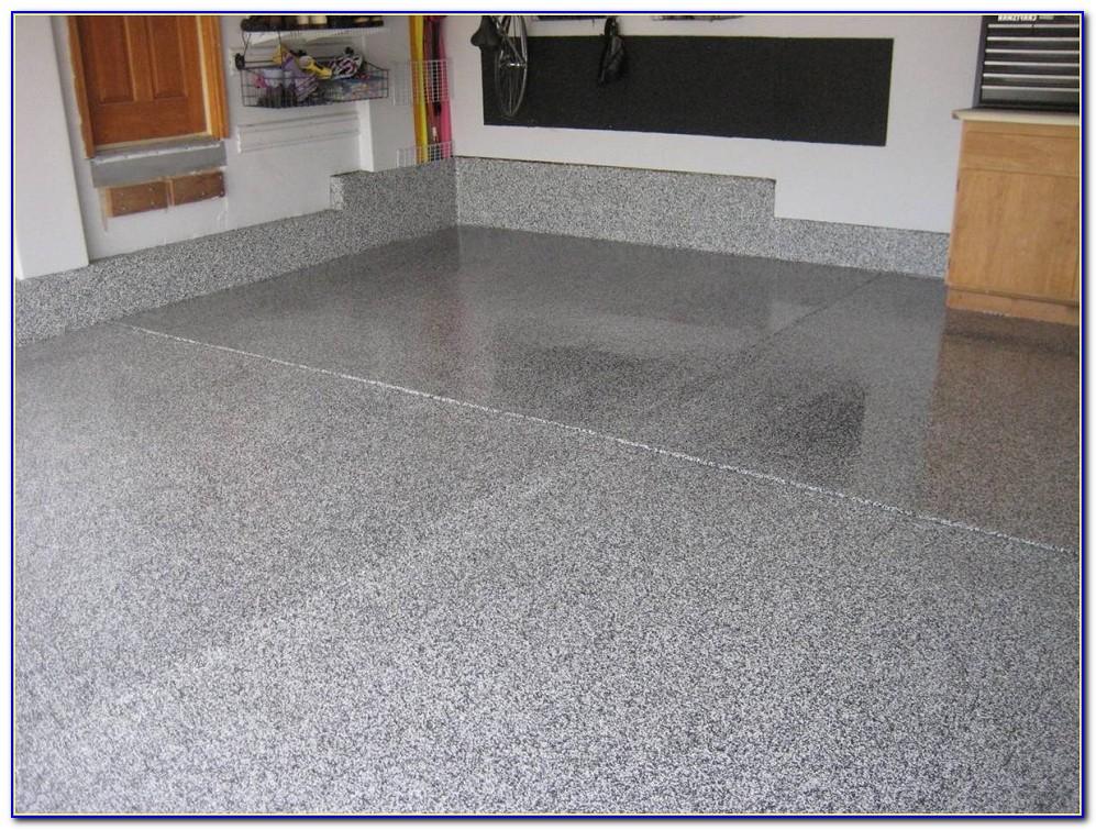 Preparing Concrete Floor For Epoxy Coating