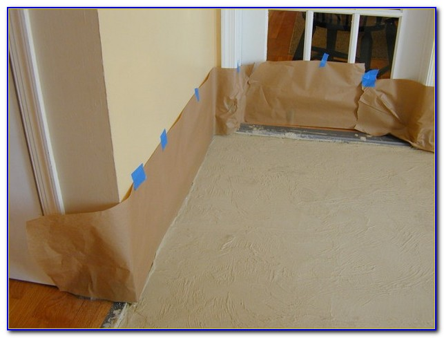 Protective Paper For Floors