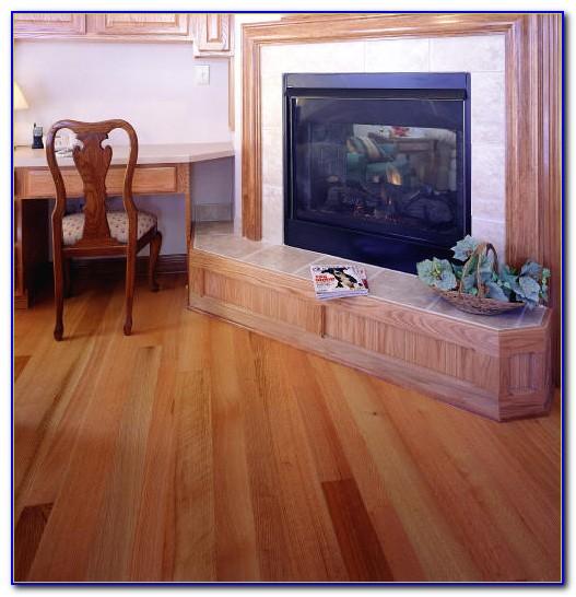 Random Width Hickory Hardwood Flooring