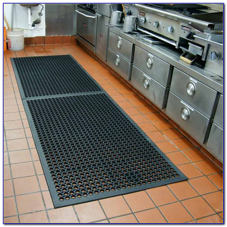 Restaurant Kitchen Rubber Floor Mats