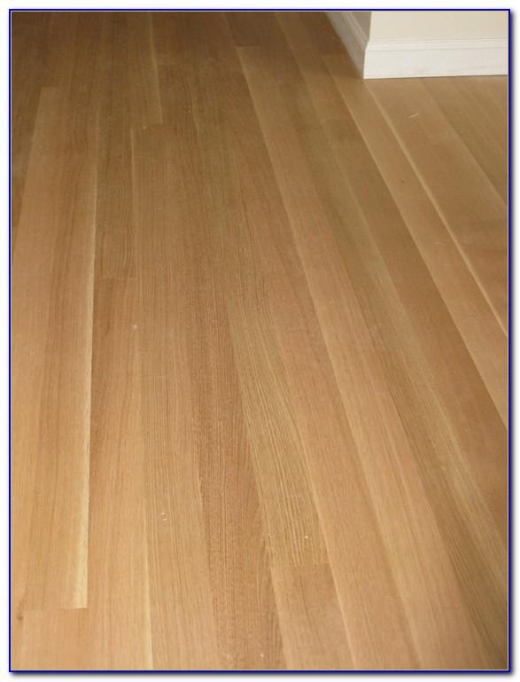Rift Cut White Oak Engineered Flooring