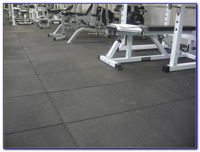 Rubber Floor Mats For Garage Gym