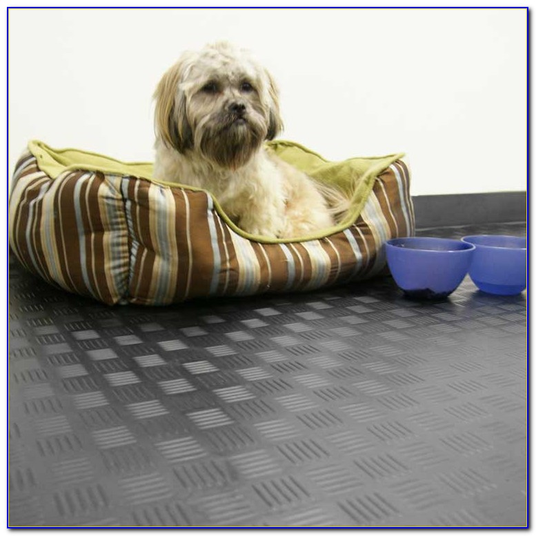 Rubber Flooring For Dogs