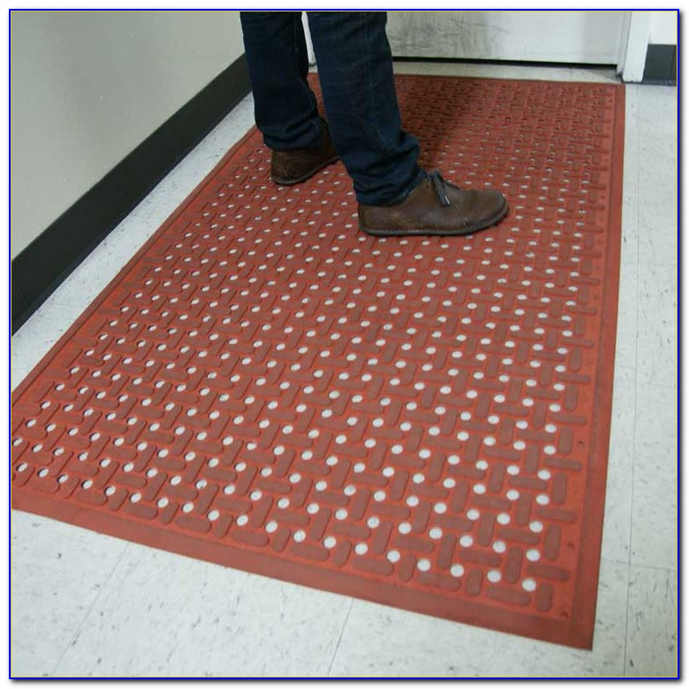 Rubber Kitchen Floor Mats