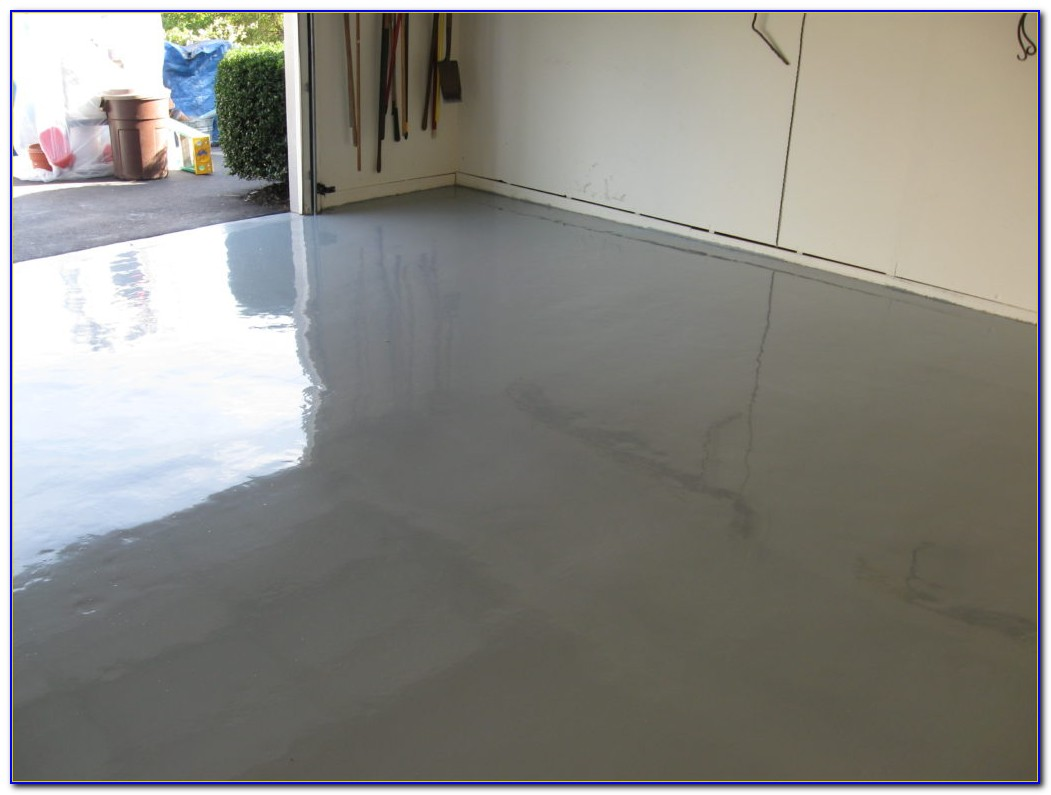 Rust Oleum Epoxyshield Garage Floor Coating Instructions