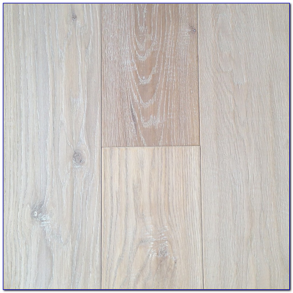 Rustic Wide Plank Engineered Hardwood Flooring