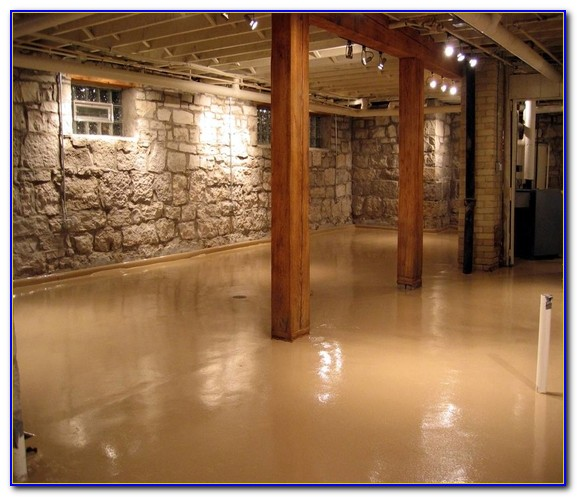 Rustoleum Basement Floor Coating Kit