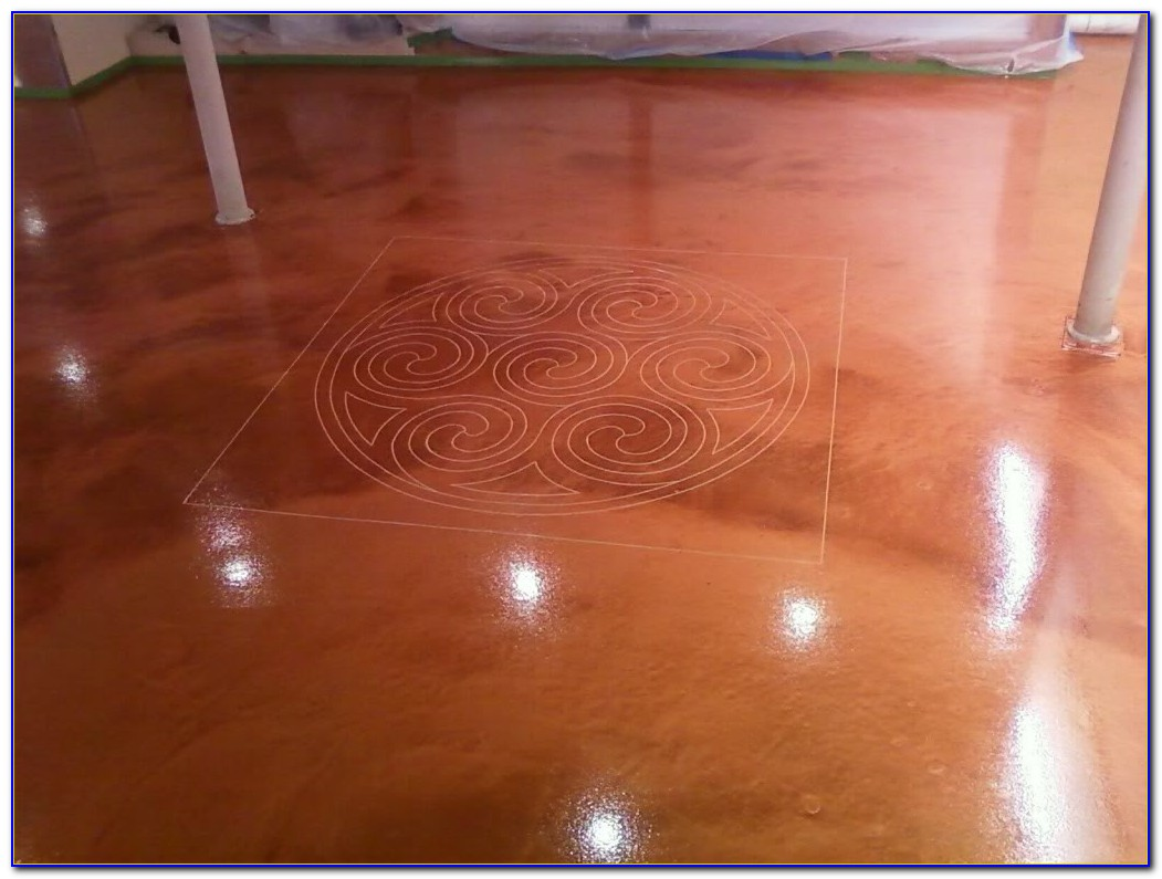Rustoleum Basement Floor Epoxy Video