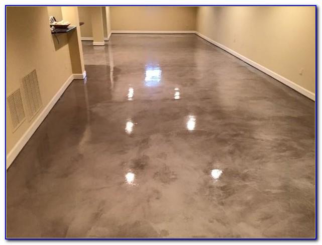 Rustoleum Epoxy Shield Basement Floor Coating