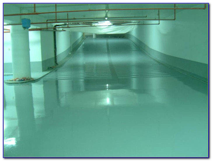Self Leveling Epoxy Floor Coating Formulation