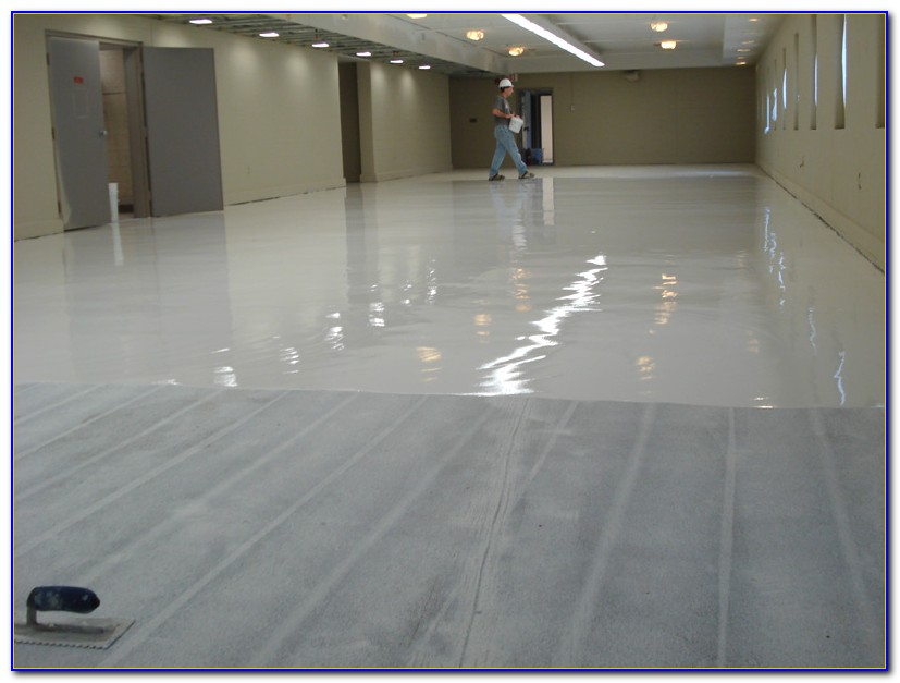 Self Leveling Floor Epoxy