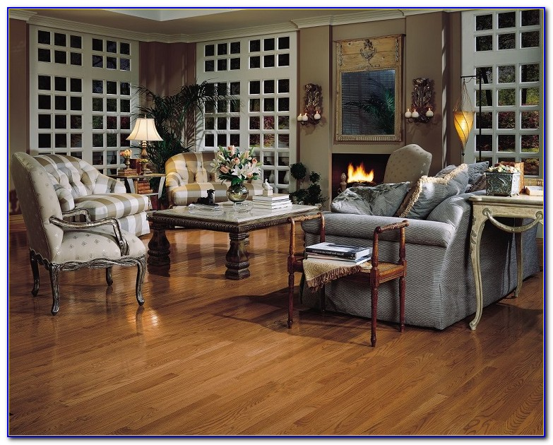 Shaw Gunstock Oak Hardwood Flooring
