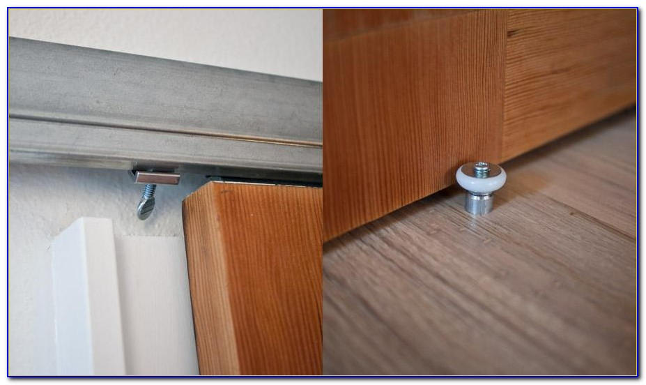 Sliding Closet Door Floor Track