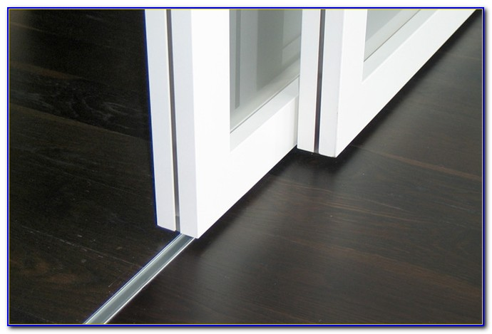 Sliding Door Floor Track Hardware