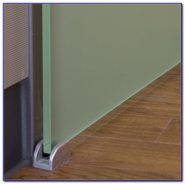 Sliding Door Without Floor Track