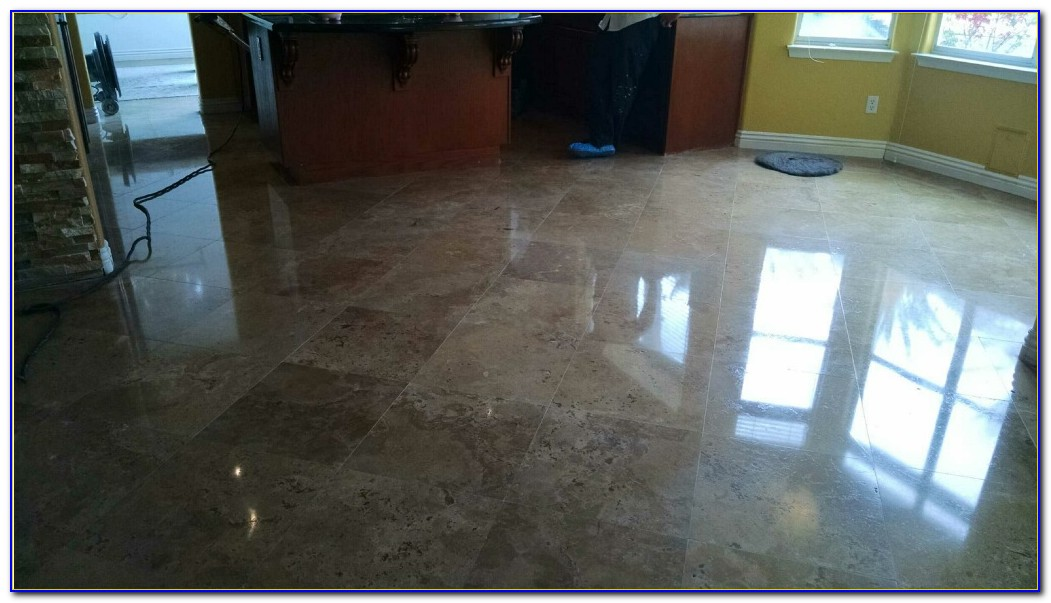 Stone Floor Cleaning Las Vegas