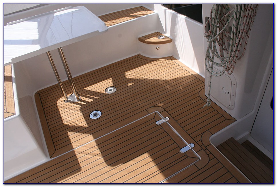 Teak Laminate Flooring For Boats