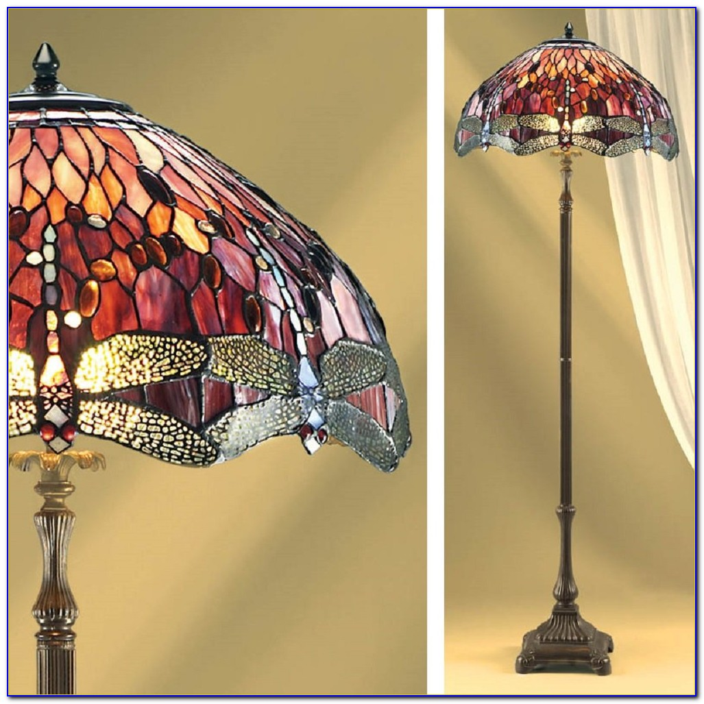 Tiffany Dragonfly Floor Lamp Uk
