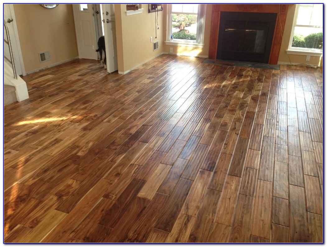 Tobacco Road Acacia Hardwood Flooring Pictures
