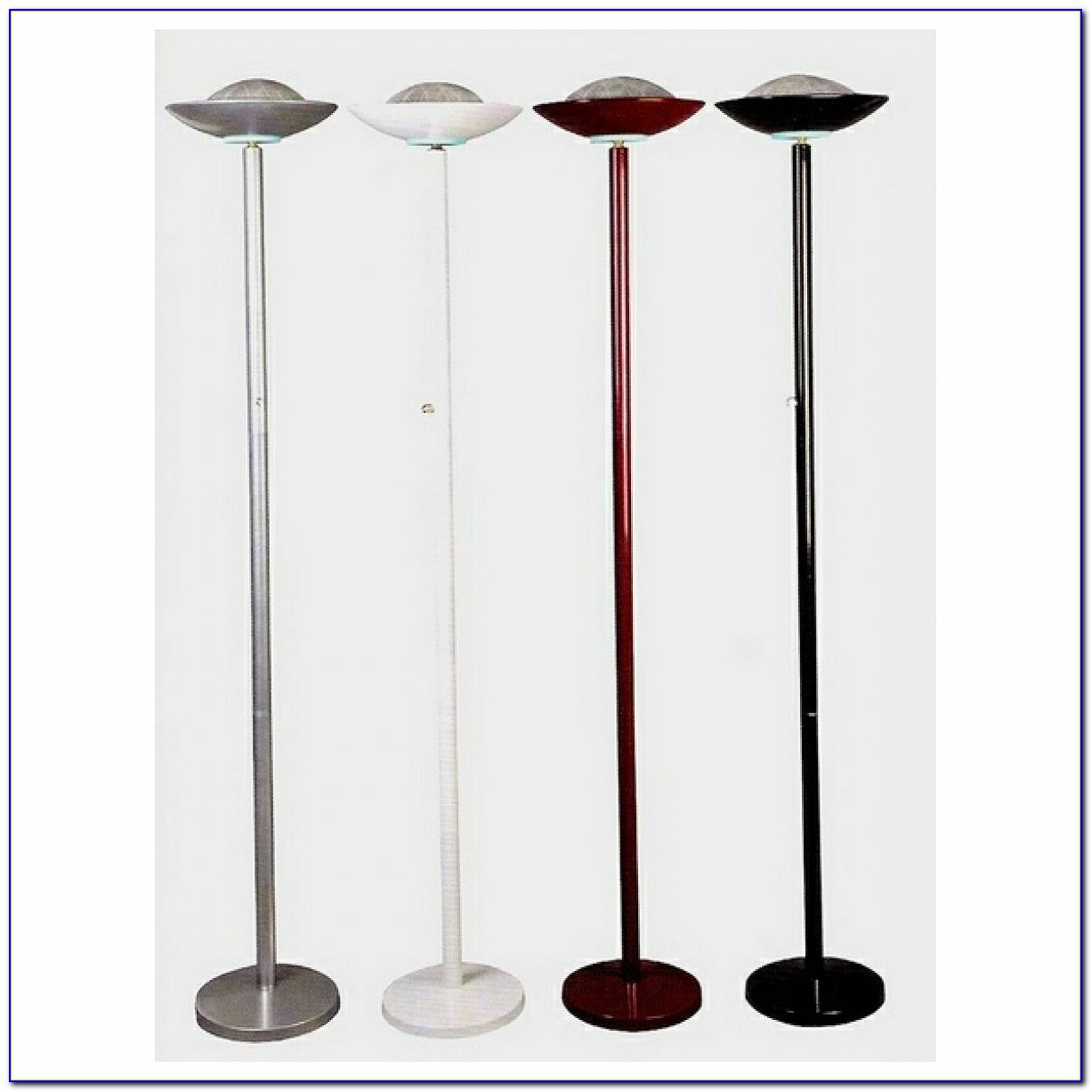 Torchiere Floor Lamp With Dimmer Switch
