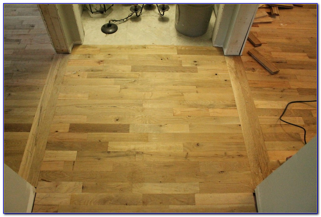 Utility Grade Prefinished Hardwood Flooring