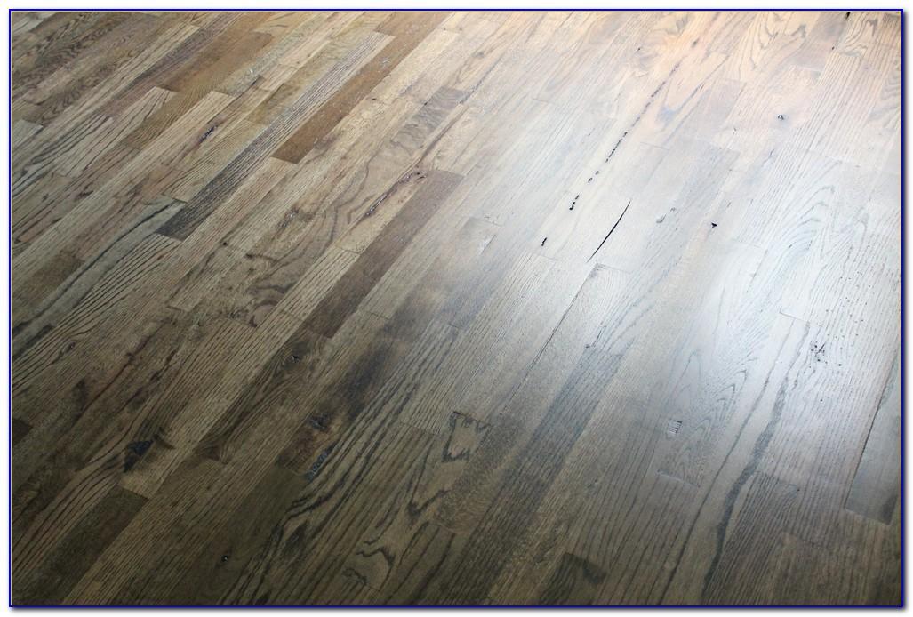 Utility Grade Wood Flooring
