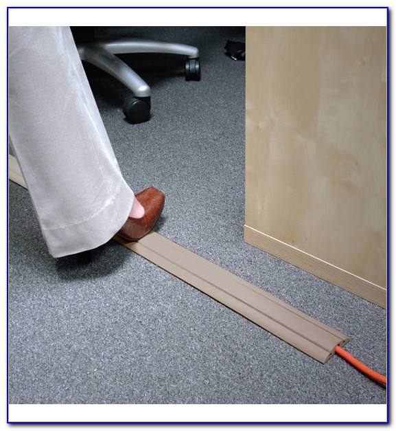 Velcro Wire Covers For Floor