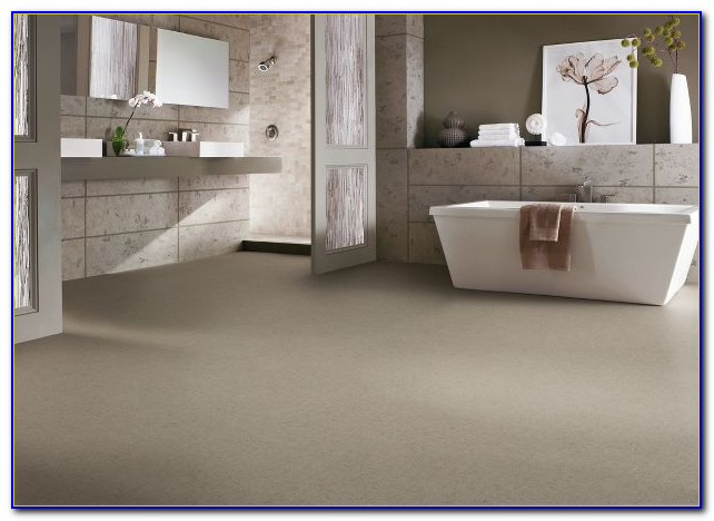 Vinyl Flooring For Bathrooms And Kitchens