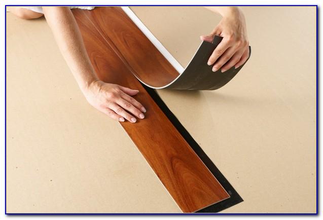 Vinyl Plank Floating Floor Installation