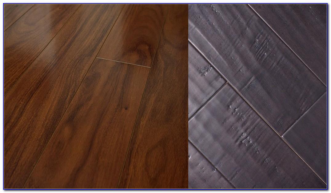 Vinyl Plank Flooring Versus Hardwood