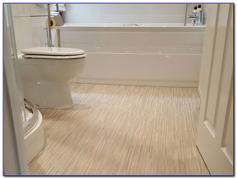 Vinyl Sheet Flooring For Bathrooms