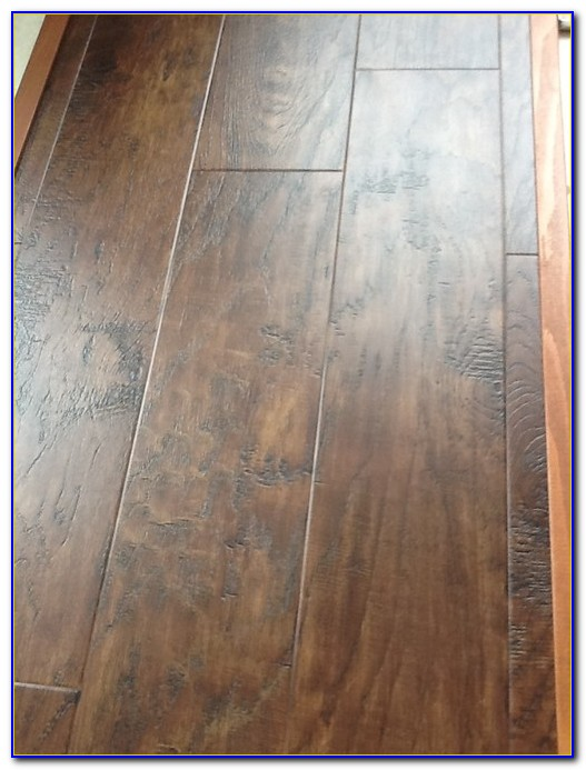 Vinyl Wood Plank Flooring Basement