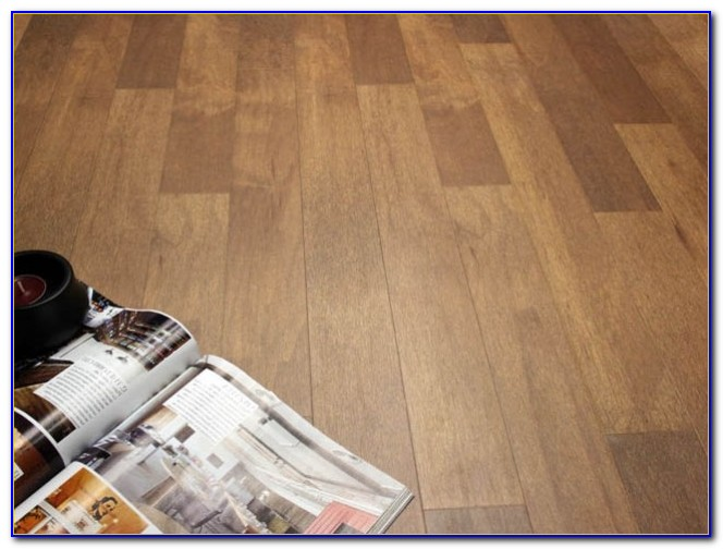 Water Resistant Vinyl Wood Flooring