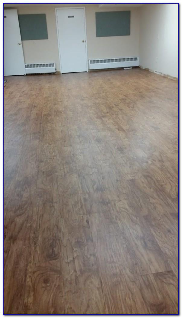 Waterproof Vinyl Plank Flooring Basement